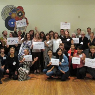 power2give/PugetSound One Year Anniversary Convening