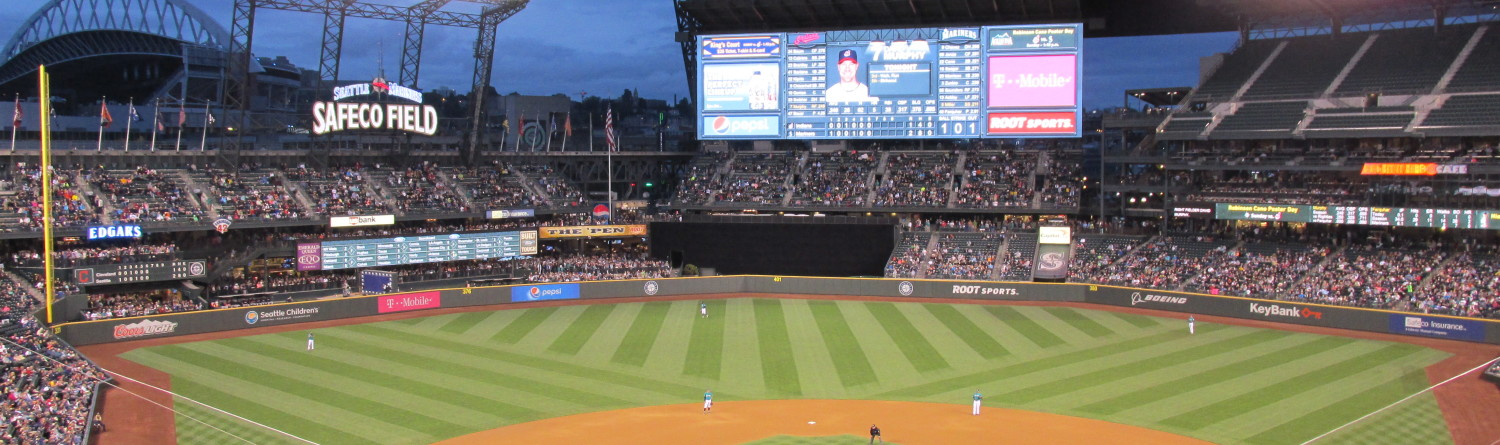 Third Annual Arts Night at Safeco Field