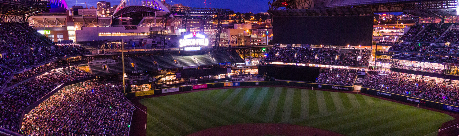 Fourth Annual Arts Night at Safeco Field