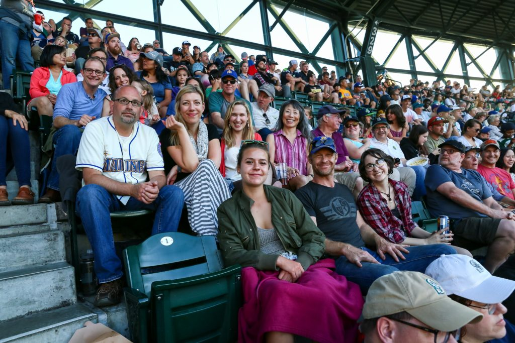 Arts Fund #ArtsNight at the Mariners 2016. Photo by Alabastro Photography.