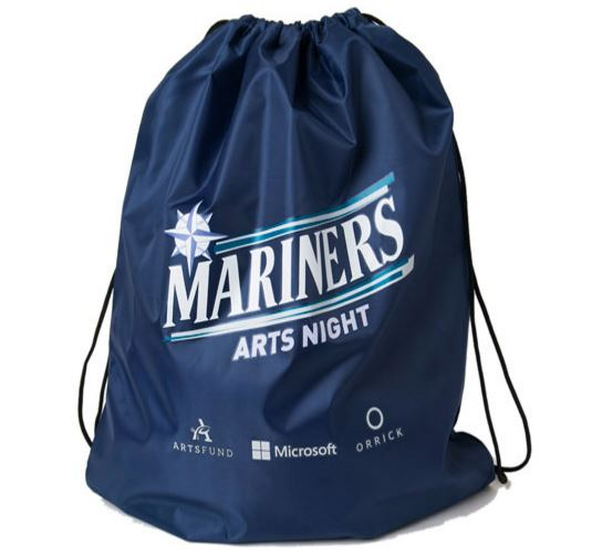 Arts night bag