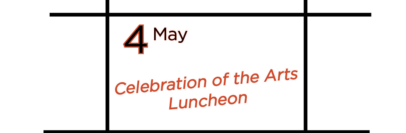 Save the Date: Luncheon 2017