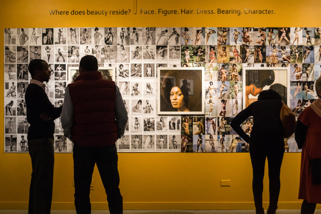 Posing Beauty in African American Culture examines the contested ways in which beauty has been represented through photography, film, fashion and advertising.