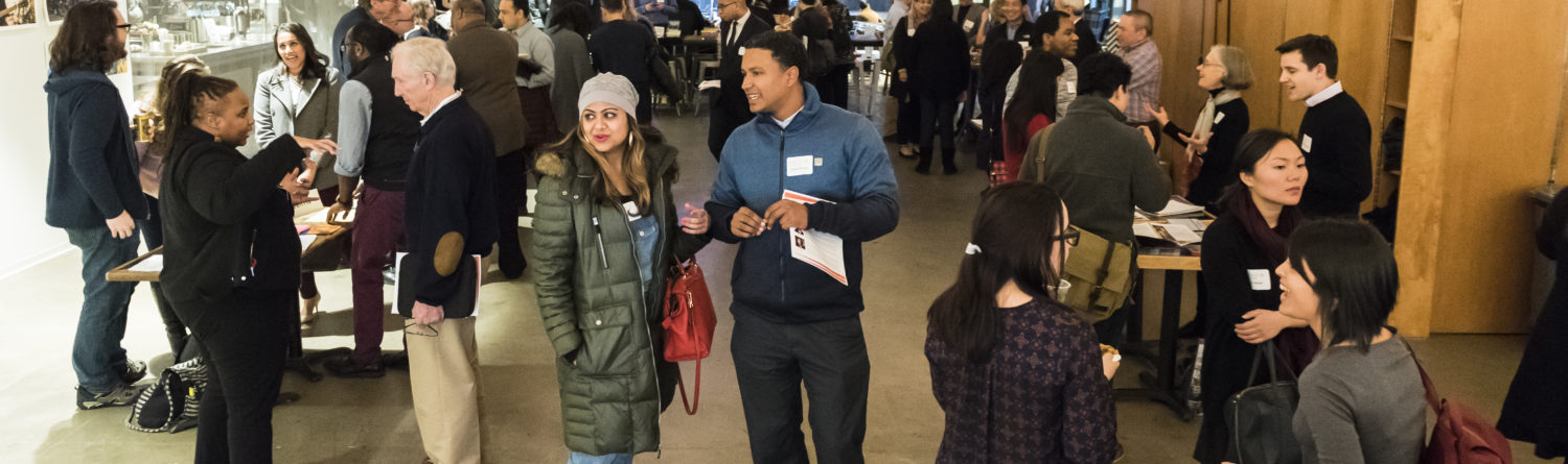 ArtsFund sparks new connections through Board Diversity Event