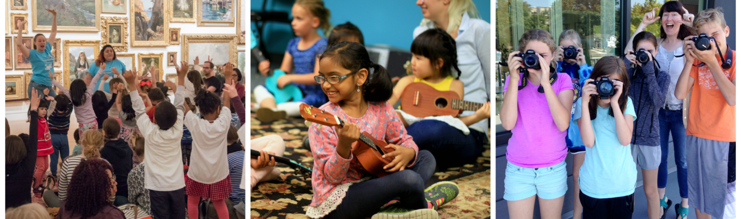 Looking for a Summer Arts Camp for Kids?