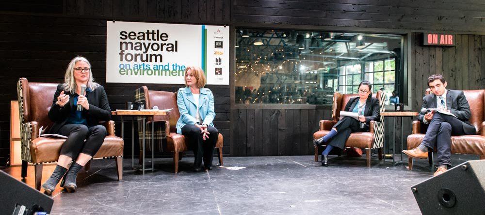 ArtsFund Co-Hosts Mayoral Forum on Arts & Environment