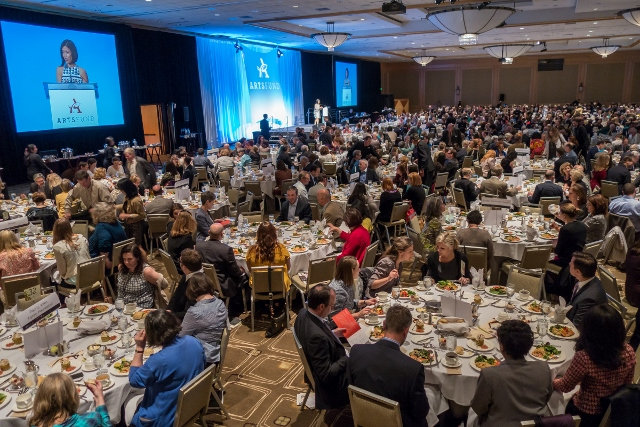 ArtsFund's Celebration of the Arts Luncheon
