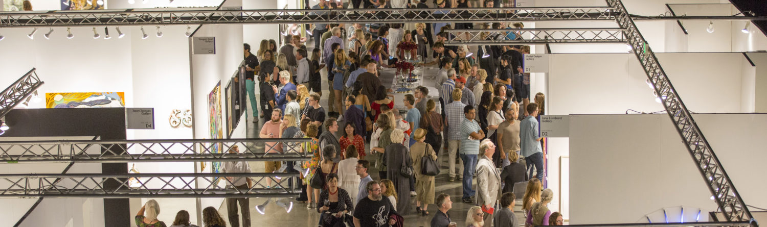 Seattle Art Fair Returns for Biggest Show Yet