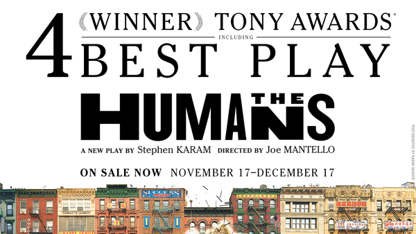 The Humans Email Header