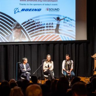 Recap: Making the Case for the Social Impact of the Arts