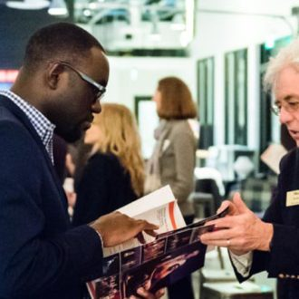 Event Info: Setting The Table For More Diverse Nonprofit Boards 2019