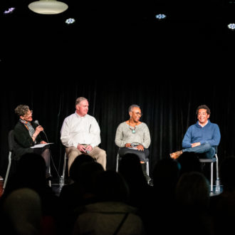 Recap: Arts & Action To Better Our Community at Town Hall