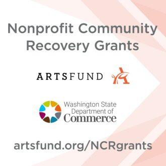 Nonprofit Community Recovery (NCR) Grant Application FAQ